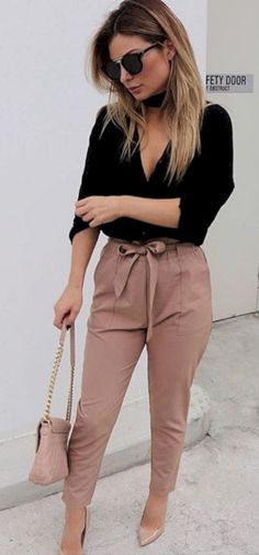 Trending spring outfits ideas to fill out your style (31)