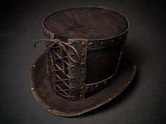 Cette Steampunk, victorien, chapeau haut de forme, Tophat hommes, chapeau femme, Mens chapeau, chapeau de Womans, Mad Hatter Hat, Alice au pays