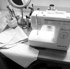 Saturday sewing