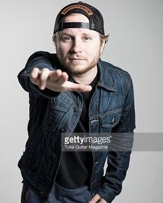 .@ZMyersOfficial Total Guitar Magazine Photo Shoot #ZachMyers #Shinedown #TotalGuitarMagazine (Photo by Will Ireland/Total Guitar Magazine via Getty Images)   via Instagram http://ift.tt/1S7MFNj  Shinedown Zach Myers