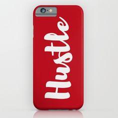 Hustle iPhone & iPod Case