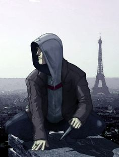 Assassin's Creed 2012 - my take on a modern assassin in Paris