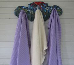Liaic   Woven Terry Knit Blanket or Bath Towel by annabannacrafts, $12.00