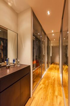 See through wardrobe doors http://metercube.com.sg/portfolio/hdb/