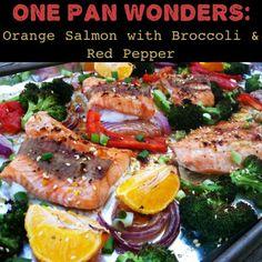 One Pan Wonder - Healthy Dinner on One Pan!  PrimallyInspired.com