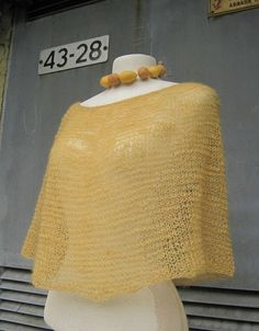 Knit shrug mohair sexy feminine and elegant by woolpleasure, $29.99