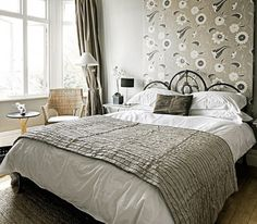 25 British Bedroom Design Ideas | Shelterness