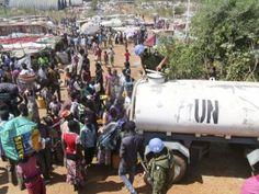 U.N. Peacekeepers Overwhelmed in South Sudan