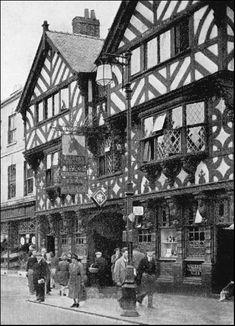 Old Pub, Has Gone, Chester, Louvre, Building, Travel, Viajes, Buildings, Destinations