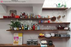 hearthomemag.co.uk Issue 6 Laura Clarke by hearthomemag, via Flickr