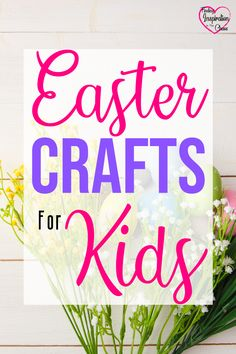 Easter Crafts For Kids: If you are looking for fun crafts to do with your kids this Easter, look no further! This collection has something for all kids. Fun Crafts To Do, Holiday Crafts For Kids, Crafts For Boys, Easter Crafts For Kids, Toddler Crafts, Holiday Ideas, Easter Activities, Activities For Kids, Easter Traditions