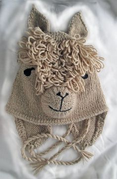 Hey, I found this really awesome Etsy listing at https://www.etsy.com/listing/193201182/alpaca-hat-pattern
