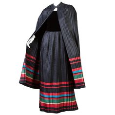 Christian Dior Vintage Cape and Dress