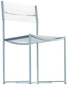 Spaghetti chair, Giandomenico Belotti (1980) per Alias.
