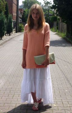 Reserved Sweater, Bonprix Dress, Tally Weijl Shoes, Alex Bag