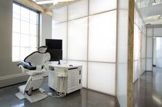 A Dec 500 Dental Chair Uptown Orthodontics Saskatoon, SK, Canada