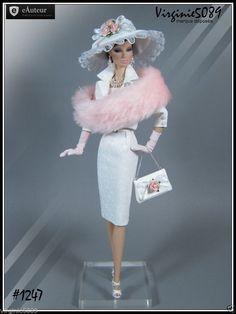 Tenue Outfit Accessoires Pour Fashion Royalty Barbie Silkstone Vintage 1247 | eBay