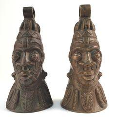 Lower Niger River bells Forcados