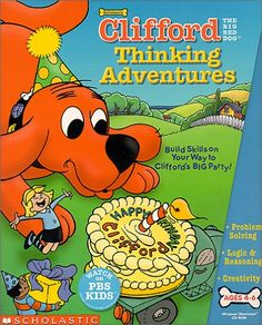 clifford red dog games online