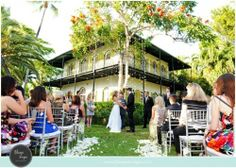 #Wedding #Venue of the Week | The Ernest #Hemingway Home & Museum | Key West, #FL - See more at: http://189market.tumblr.com/#sthash.93FEoCT5.dpuf