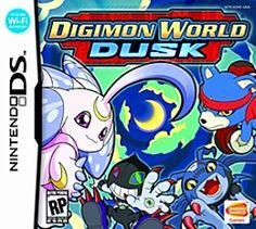 Nintendo DS - Digimon World Dusk