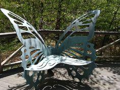 NET: Metal Butterfly Chair!, Franklin, MI