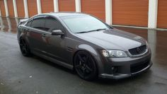 Can you pick out what is new! Chevrolet Lumina, Chevrolet Ss, Pontiac G8, Holden Commodore, Cars, Vehicles, Autos, Car, Car