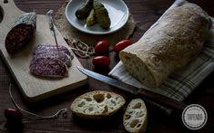 Chleb pszenny bez wyrabiania - przepis - Tapenda.pl