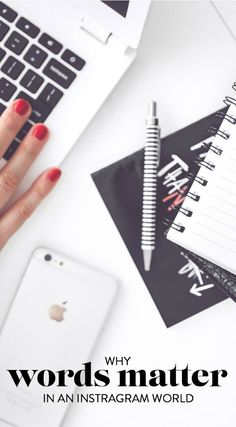 instagram tips   why words matter in an instagram world belong magazine blog