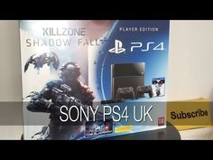 Sony Playstation 4 PS4 Unboxing & First Look [ Source http://www.youtube.com/geekanoids ]