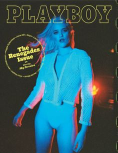 Magazine PLAYBOY October 2016 USA read online, download free pdf