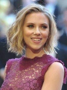 Just Above Shoulder Length Haircuts Short Wavy Hair Short
