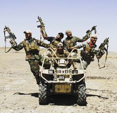 MARSOC and others SOF units : Photo