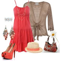 Love the colors by stefani-nelson on Polyvore