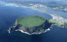 La misterioa Isla de Chejudo