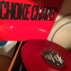Picked up an advance copy of the debut Choke Chains LP...and...hot damn it jams! Tom Potter's new group (from Bantam Rooster) out soon on Black Gladiator/Slovenly Records! Don't sleep on this one! #vinyl #vinylgram #coloredvinyl #vinylporn #vinylrecords #instavinyl #punkrock #detroitrock #chokechains #jettplasticrecordings #bantamrooster #slovenlyrecords #blackgladiator #vinyljunkie #vinylcollector #vinylcollection #vinylcollector by jettplastic