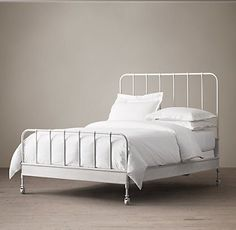Metal & Woven Beds | Restoration Hardware