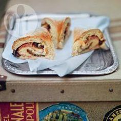 Tortano Bread with Ham and Portobello Mushrooms @ allrecipes.co.uk