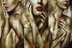 Канадская художница Sarah Fecteau. Обсуждение на LiveInternet - Российский Сервис Онлайн-Дневников