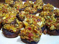 Stuffed Mushroom Appetizers Recipe - Food.com