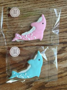 Dolphin Food, Dolphin Cakes, Dolphin Party, Cookie Designs, Cookie Ideas, Dolphin Birthday Parties, Cookie Decorating, Decorating Ideas, Sweet Cookies