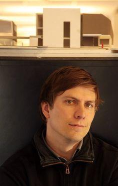 Jonathan Kurtz, lead architect for Oberlin's Kohl Building, has won the 2012 Cleveland Arts Prize's Emerging Artist Award.
