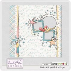 Saturday's Guest Freebies ~ Suzy Q Scraps ♥♥Join 3,100 people. Follow our Free Digital Scrapbook Board. New Freebies every day.♥♥