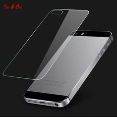 Screen Protectors  Premium Real Tempered Glass Film Screen Protector Front and Back For iPhone 5 5S On Sale ** Offer can be found by clicking the VISIT button