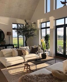 Home Interior Contemporary .Home Interior Contemporary Dream Home Design, Home Interior Design, My Dream Home, Loft Interior, Condo Design, Loft Design, Interior Ideas, Home Living Room, Living Room Designs
