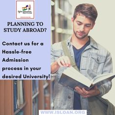 Paras education services is backbone of your financial support,choose us and let us guide you step by step in your dreams. For all your queries contact us on:- Visit our website and get yourself registered-www.isloan.org Email us on- info@isloan.org Free Admission, Contact Us, Study Abroad, Dreaming Of You, University, Dreams, How To Plan, Education, Website