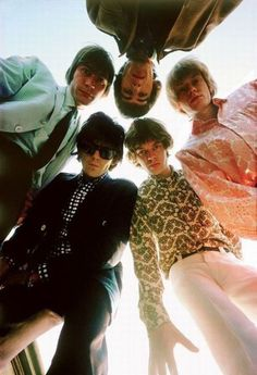 The Rolling Stones - I'm watching them, on TV, headlong on The Pyramid Stage, Glastonbury. The energy of the man, amazing!