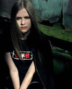 Avril Lavigne 2002 Photoshoot
