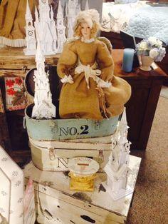 Looks like this #Christmas #Angel is traveling this holiday season!