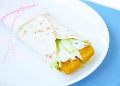 Visstick wraps – FOOD